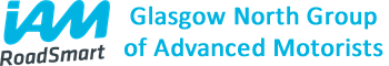 Glasgow North Group IAM Logo